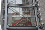 The New York Times Building Cross Bracing Detail
